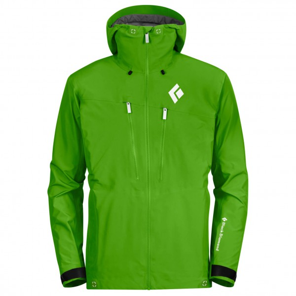 Black Diamond - Sharp End Shell - Hardshell jacket