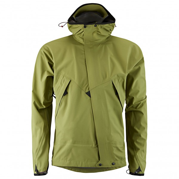 Klättermusen - Allgrön Jacket - Hardshelljack