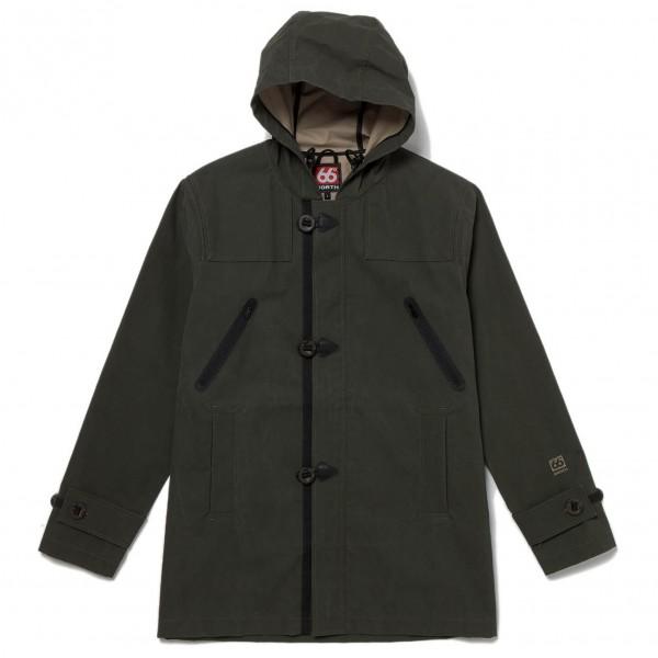 66 North - Reykjavik Duffelcoat Light Edition - Pitkä takki