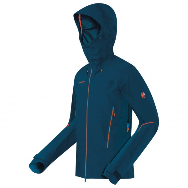 Mammut - Nordwand Pro HS Hooded Jacket - Chaqueta impermeable