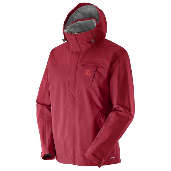 Salomon - Elemental AD Jacket - Veste hardshell