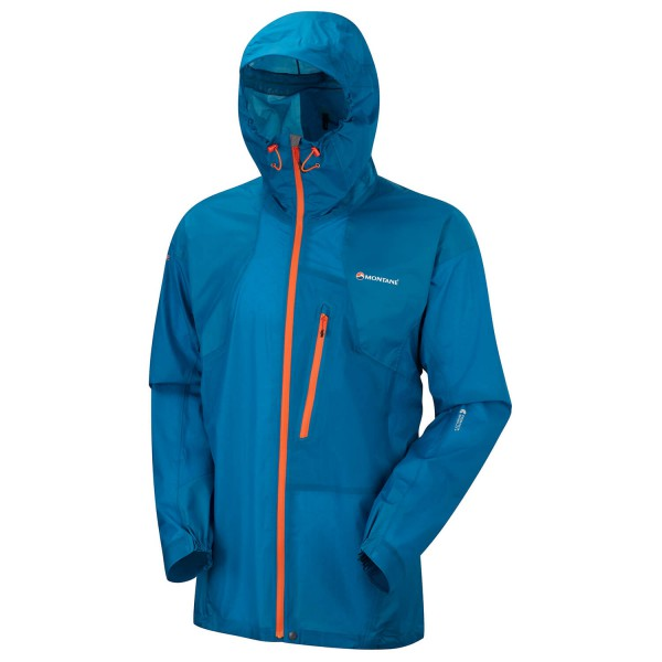 Montane - Minimus Grand Tour Jacket - Hardshelltakki