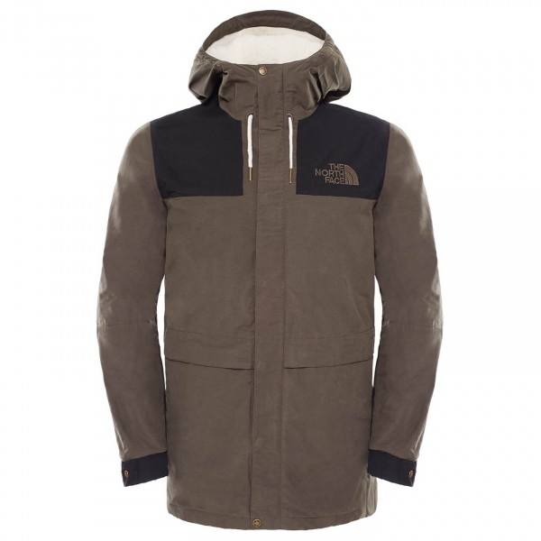 The North Face - 1985 Sherpa Mountain Jacket - Mantel
