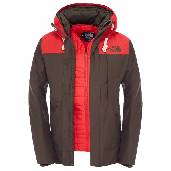 The North Face - Himalayan Less 80g Jacket - Mantel
