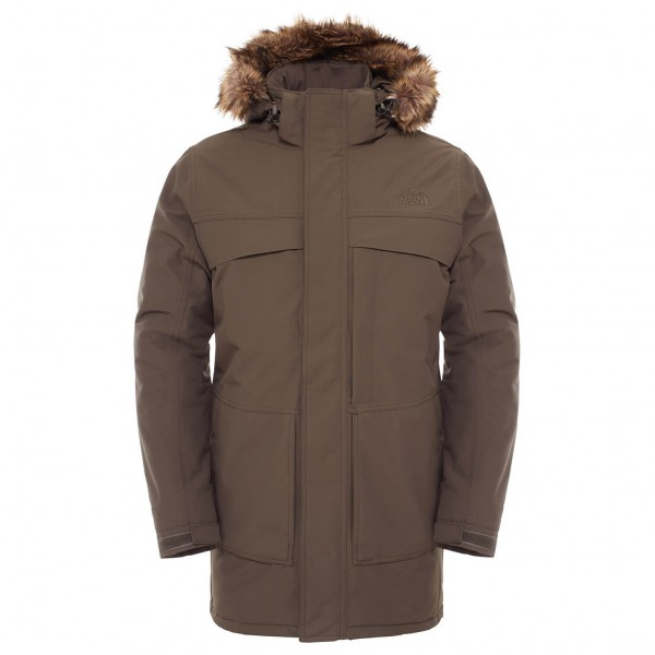 The North Face - Nanavik Parka - Coat