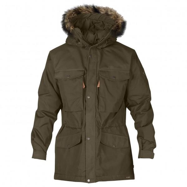 Fjällräven - Singi Winter Jacket - Pitkä takki