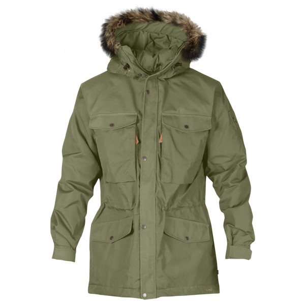 Fjällräven - Singi Winter Jacket - Manteau