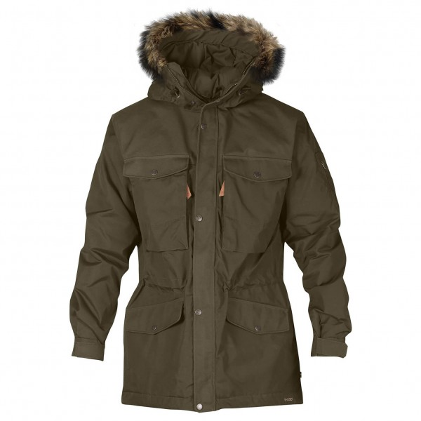 Fjällräven - Sarek Winter Jacket - Coat