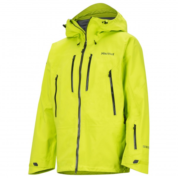 Marmot - Alpinist Jacket - Regnjakke