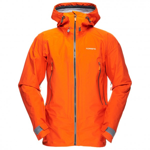 Norrøna - Trollveggen Dri3 Jacket - Hardshell jakke