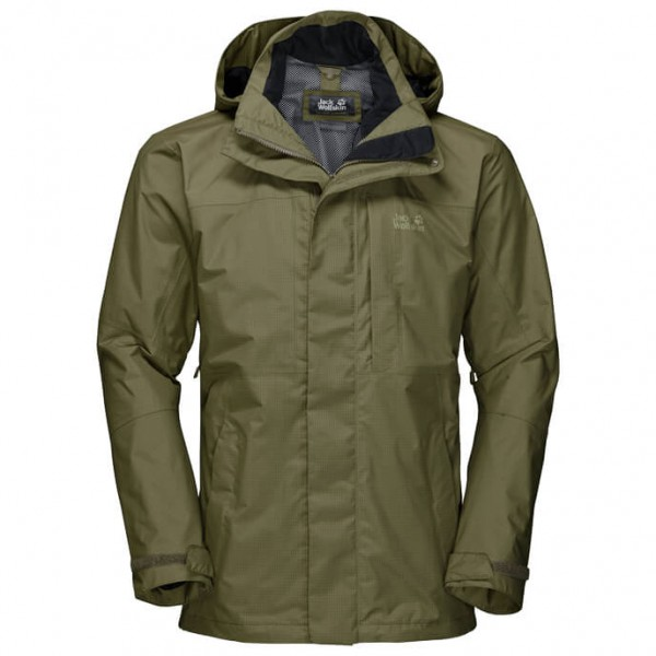 Jack Wolfskin - Brooks Range Flex - Waterproof jacket