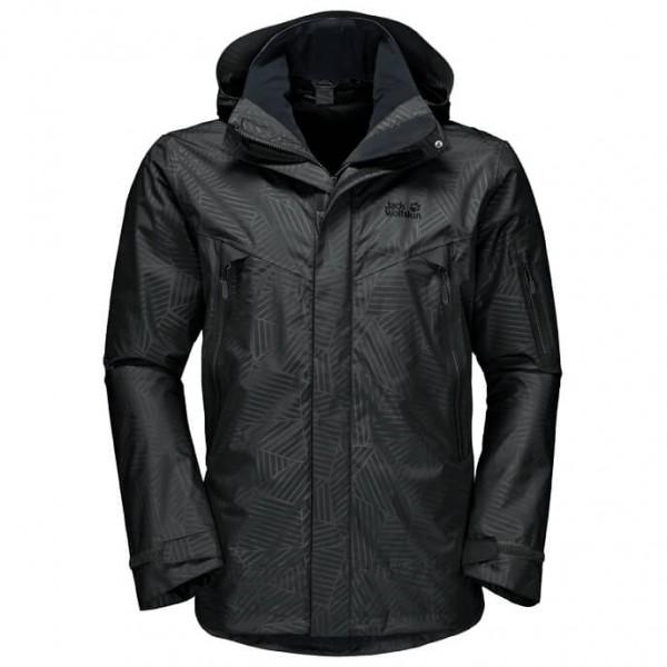 Jack Wolfskin - Rocky Forest Leaf - Hardshell jacket