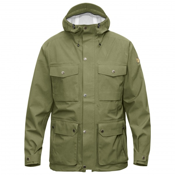 Fjällräven - Övik Eco-Shell Jacket - Waterproof jacket