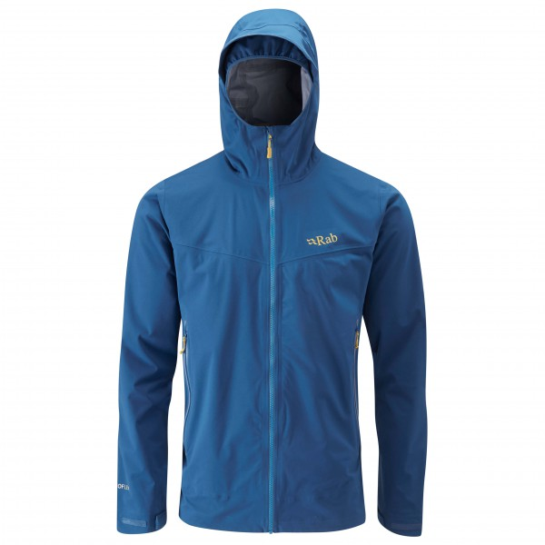 Rab - Kinetic Plus Jacket - Regnjacka