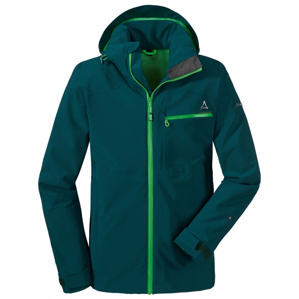 Schöffel - ZipIn! Jacket Edmonton - Waterproof jacket