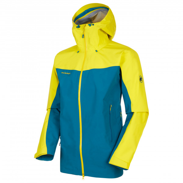 Mammut - Crater HS Hooded Jacket - Regnjakke