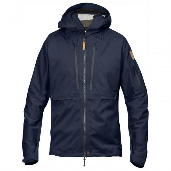 Fjällräven - Keb Eco-Shell Jacket - Regnjakke