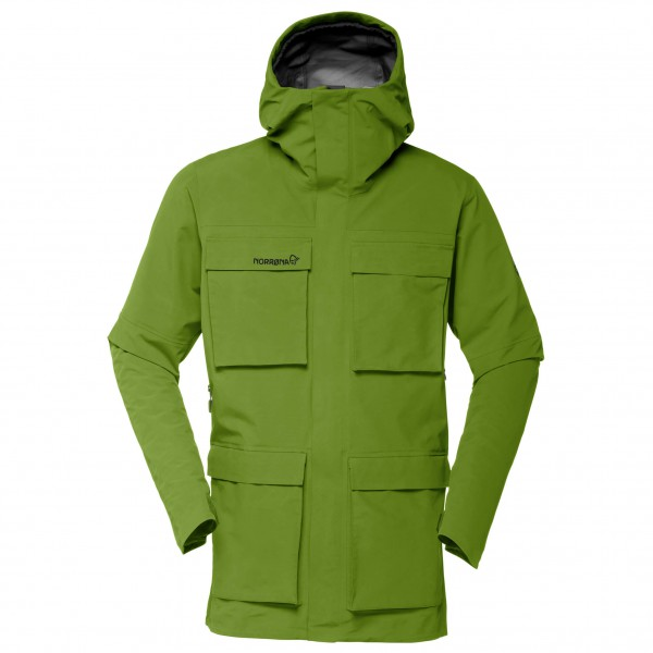 Norrøna - Svalbard Gore-Tex Jacket - Jas