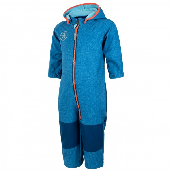 Color Kids - Kid's Vajo Softshell Coverall - Haalarit