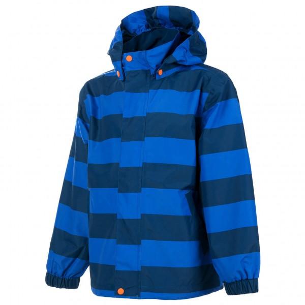 Color Kids - Kid's Vilson Jacket AWG AOP - Hardshelljack