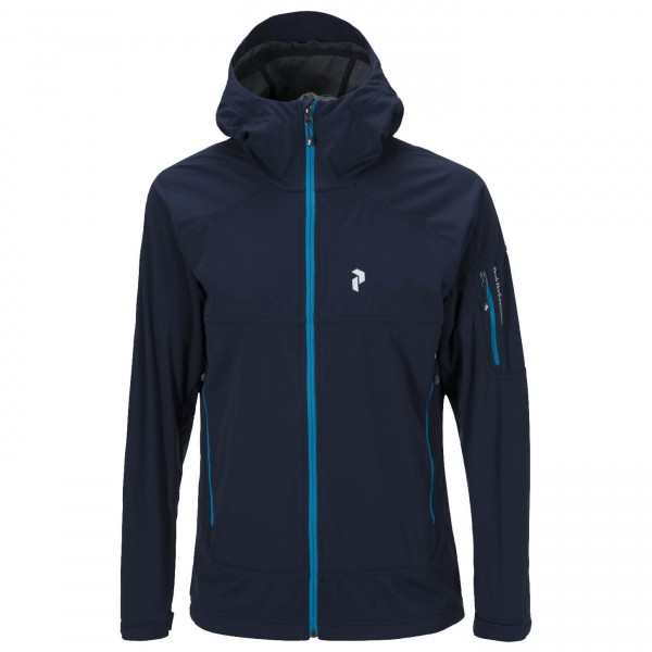 Peak Performance - Aneto Hood Jacket - Softshell jacket
