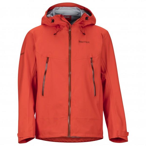 marmot red star jacket hardshelljacke herren review. Black Bedroom Furniture Sets. Home Design Ideas