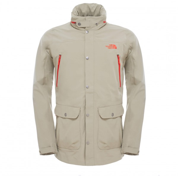 The North Face - M-65 Explorer Jacket - Hardshelltakki