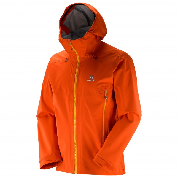 Salomon - X Alp 3L Jacket - Chaqueta impermeable
