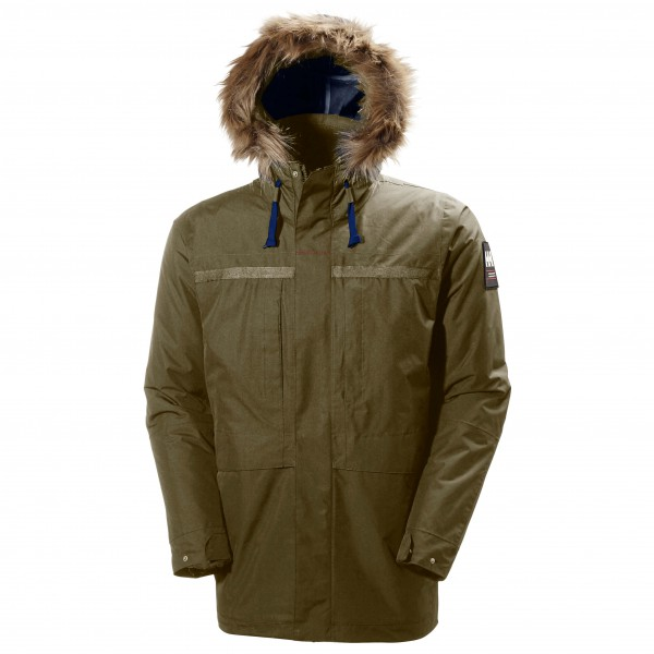 Helly Hansen - Coastal 2 Parka - Mantel