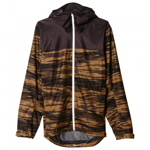 adidas - Wandertag Jacket Print - Hardshelljacke