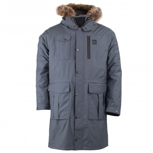 66 North - Esja Parka Long Edition - Jas