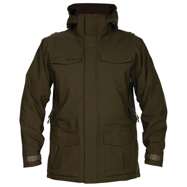 Bergans - Budor Jacket - Hardshelltakki