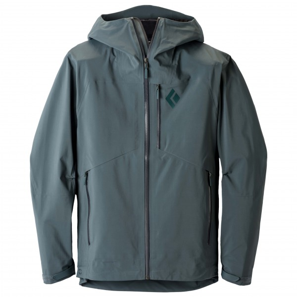 Black Diamond - Sharp End Shell - Hardshelljacke