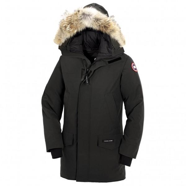 Canada Goose Langford Parka Coat Black | S