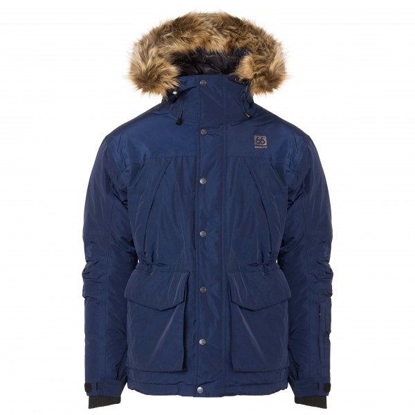 66 North - Thorsmork Parka - Pitkä takki