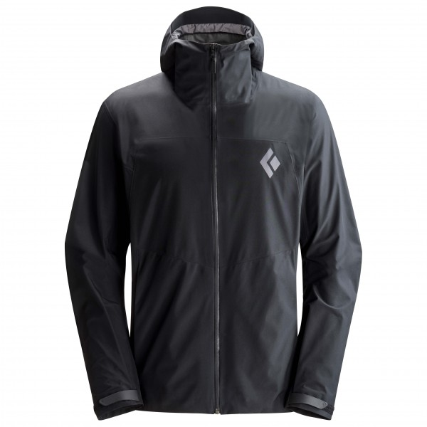 Black Diamond - Liquid Point Shell - Hardshell jakke