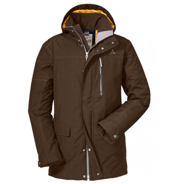 Schöffel - Insulated Jacket Clipsham - Långjacka