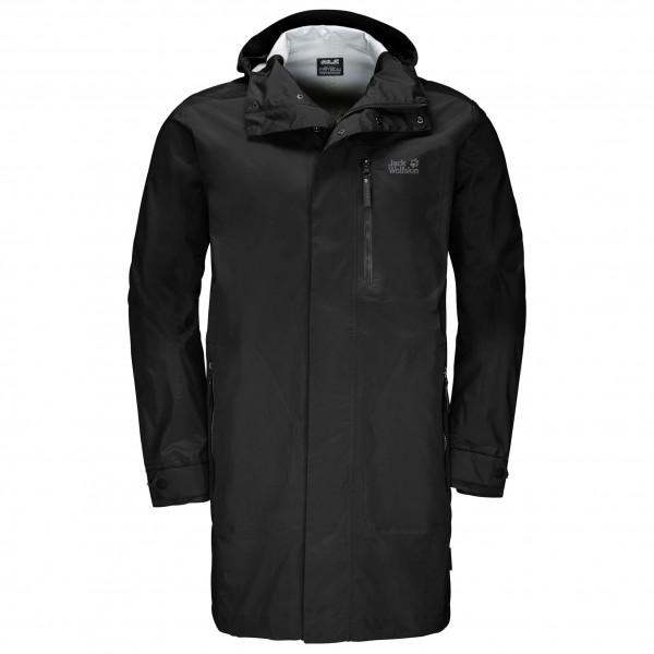 Jack Wolfskin - Crosstown Raincoat - Frakke