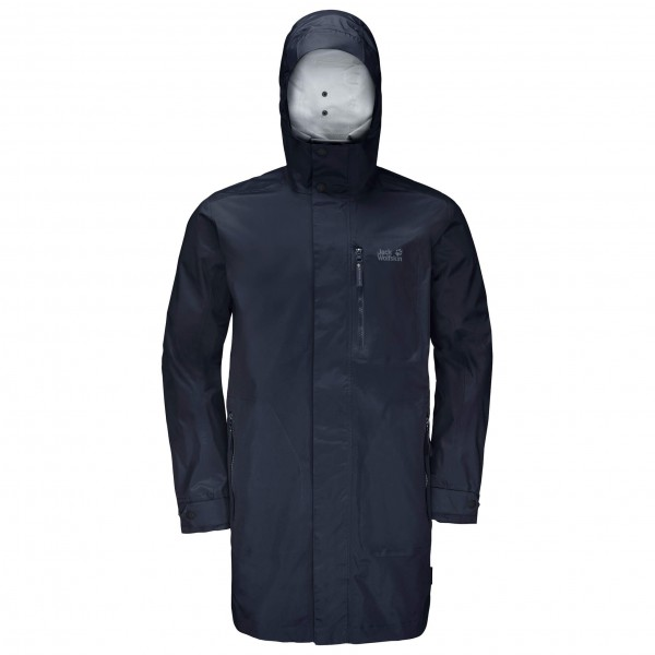 Jack Wolfskin - Crosstown Raincoat - Mantel