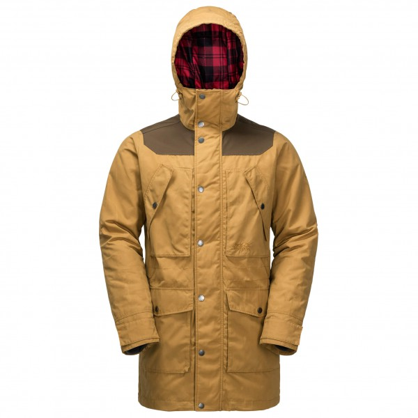 Jack Wolfskin - Fort Williams Parka - Coat