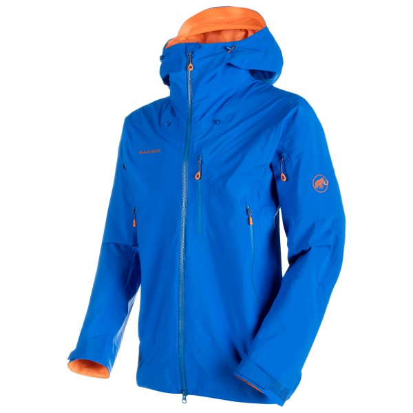 Mammut - Nordwand Pro Hooded Jacket - Regenjacke