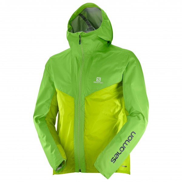 Salomon - Outspeed Hybrid Jacket - Tuulitakki