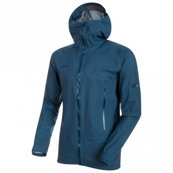 Mammut - Masao Light HS Hooded Jacket - Hardshell jacket