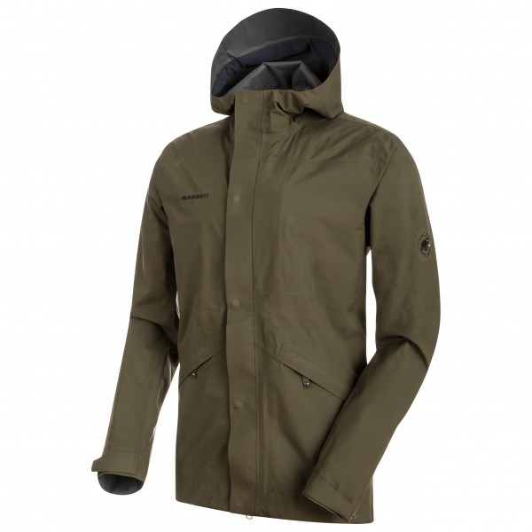 Mammut - Roseg HS Hooded Jacket - Waterproof jacket