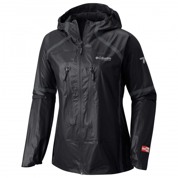 Columbia - Outdry Ex Featherweight Shell - Regenjack
