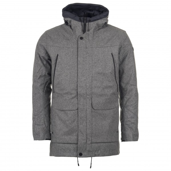 Alchemy Equipment - Insulated Tech Wool Coat - Vinterjacka