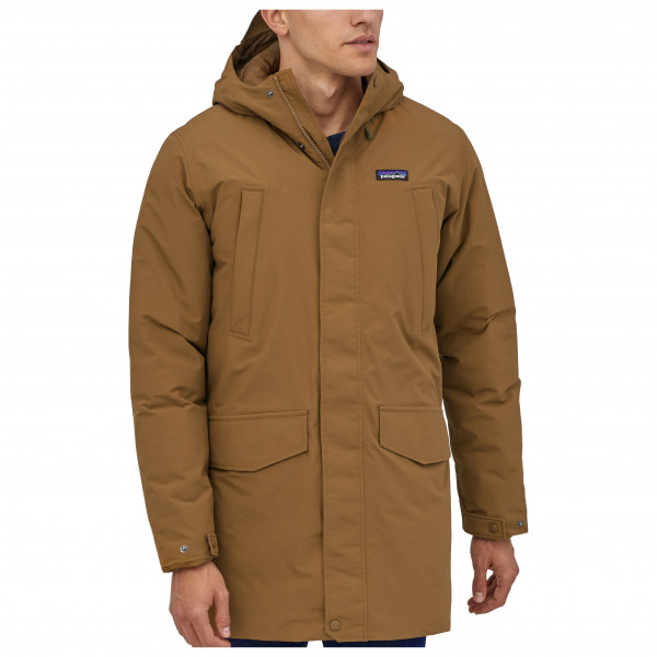 Patagonia - City Storm Parka - Pitkä takki