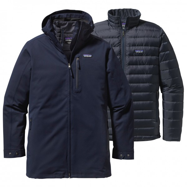 Patagonia - Tres 3-In-1 Parka - Dubbeljacka