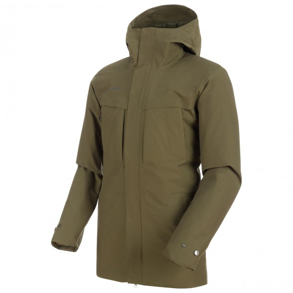 Mammut - Chamuera HS Thermo Hooded Parka - Manteau