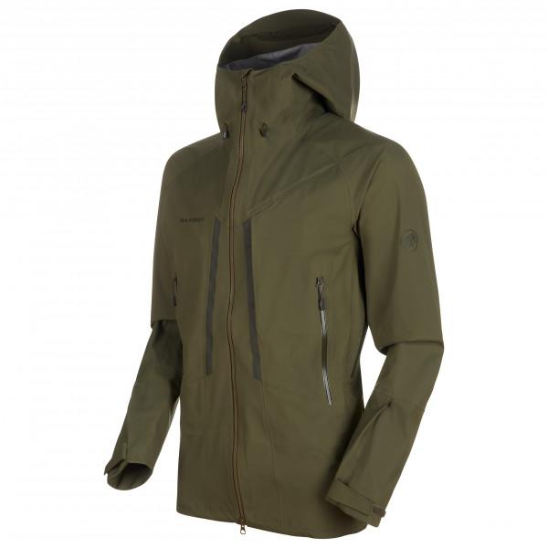 Mammut - Masao HS Hooded Jacket - Regnjakke